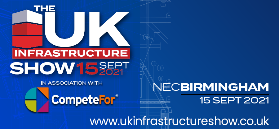 UK Infrastructure Show at the NEC