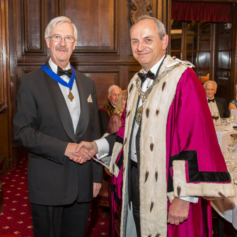 Installation of New Master and Wardens 2021