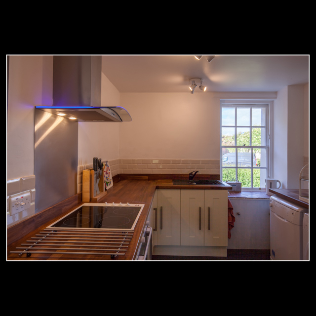 Nethergate's modern kitchen