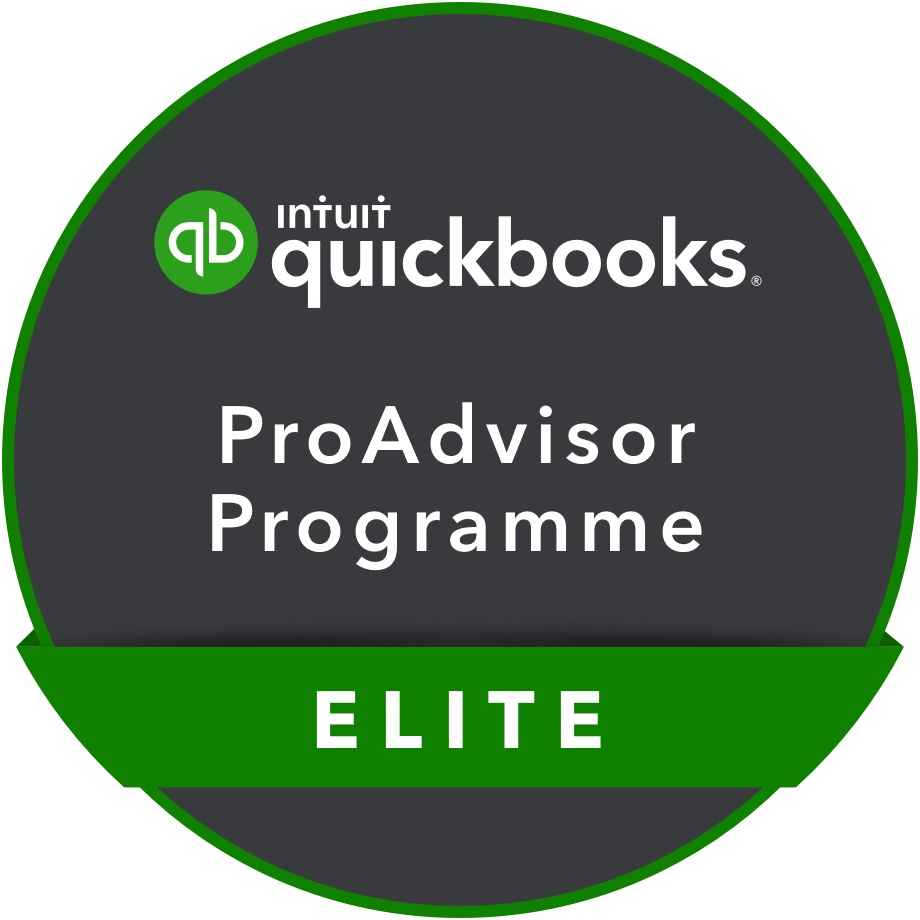 QuickBooks pro adviser elite badge