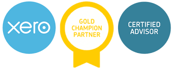 Xero gold champion partner and certified adviser