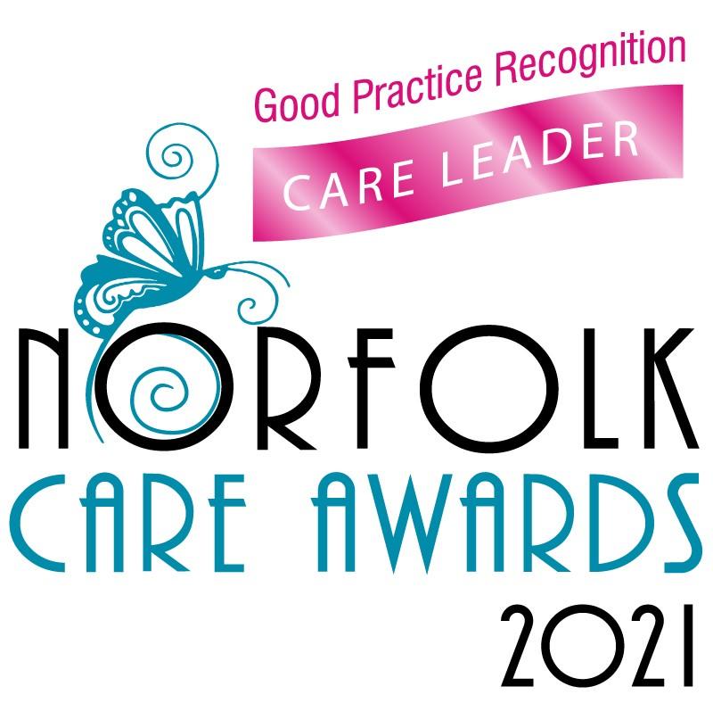 Norfolk Care Awards 2021 Care Leader