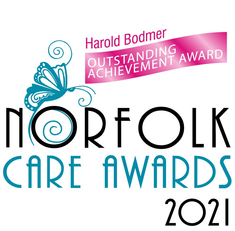 Norfolk Care Awards 2021 Outstanding Achievement