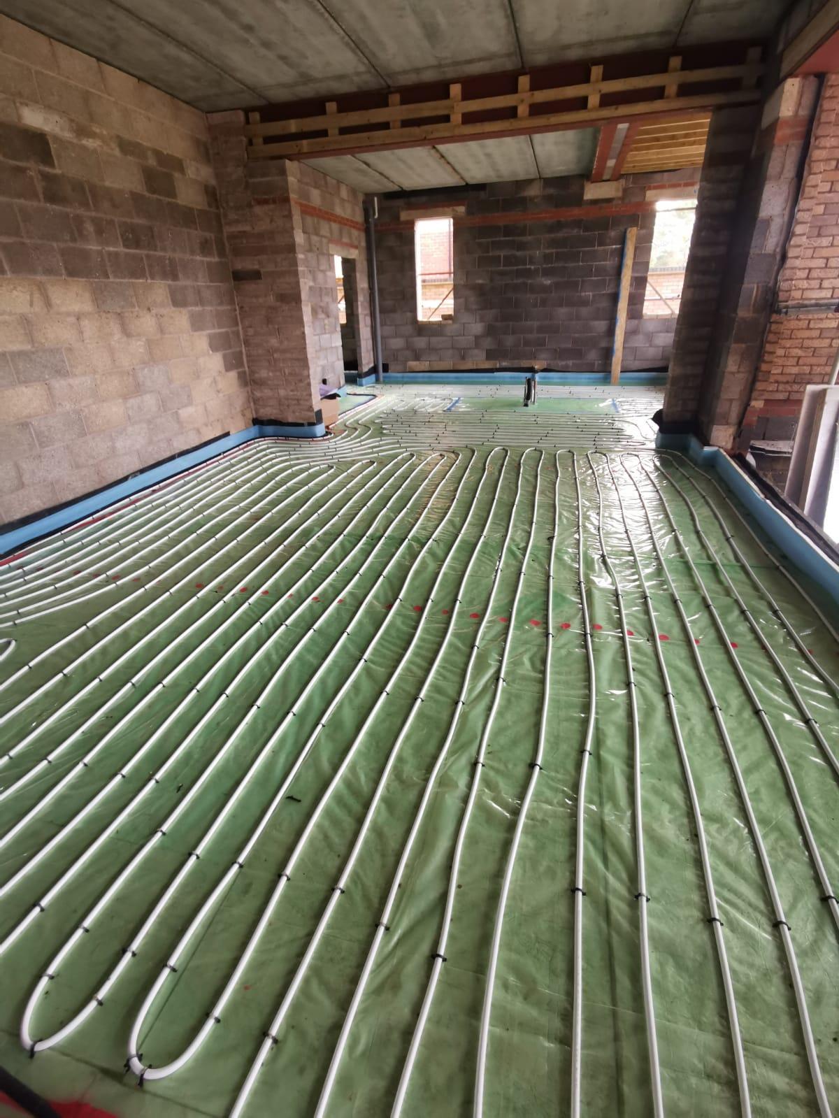 Underfloor Heating image