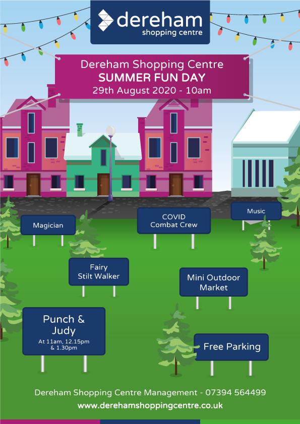 Summer Family Fun Day 2020!