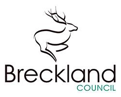 Breckland Council Elevator Repair Custom Logo
