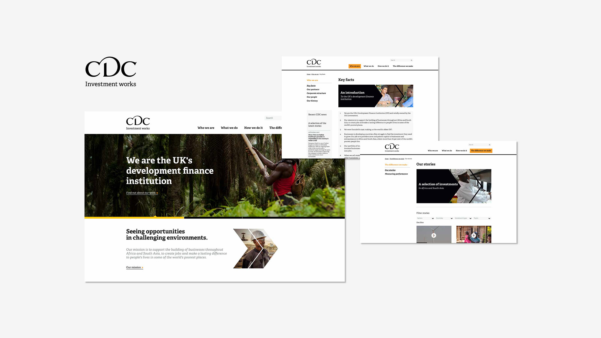 old website CDC