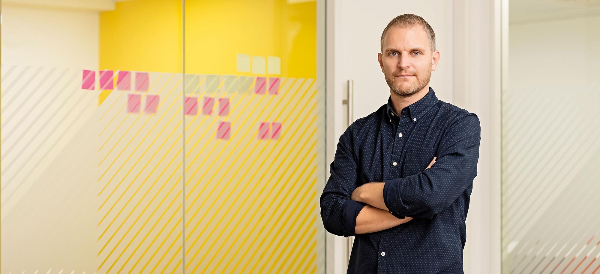 Paul Marten - Creative Director