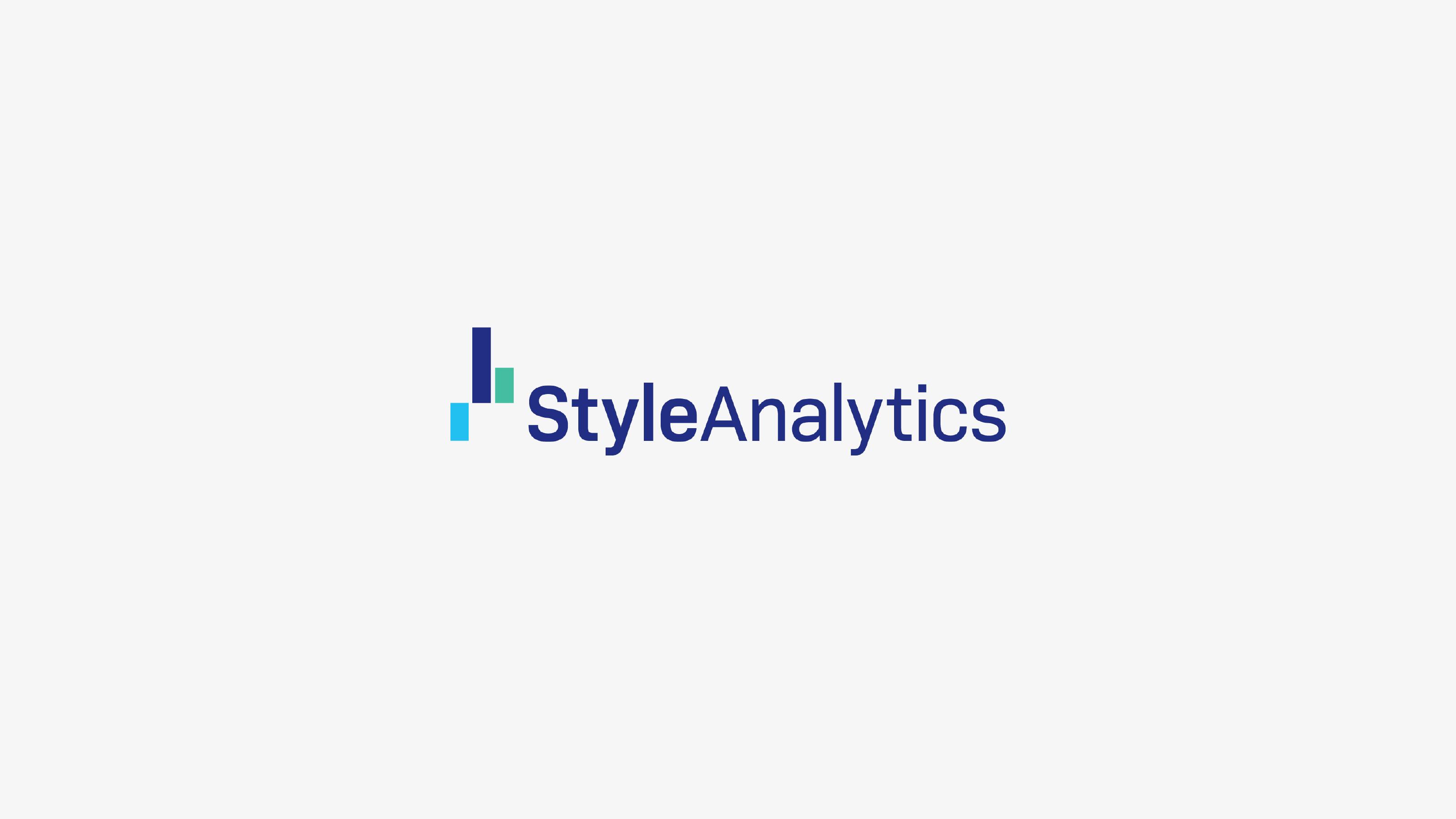 Brand logo design StyleAnalytics