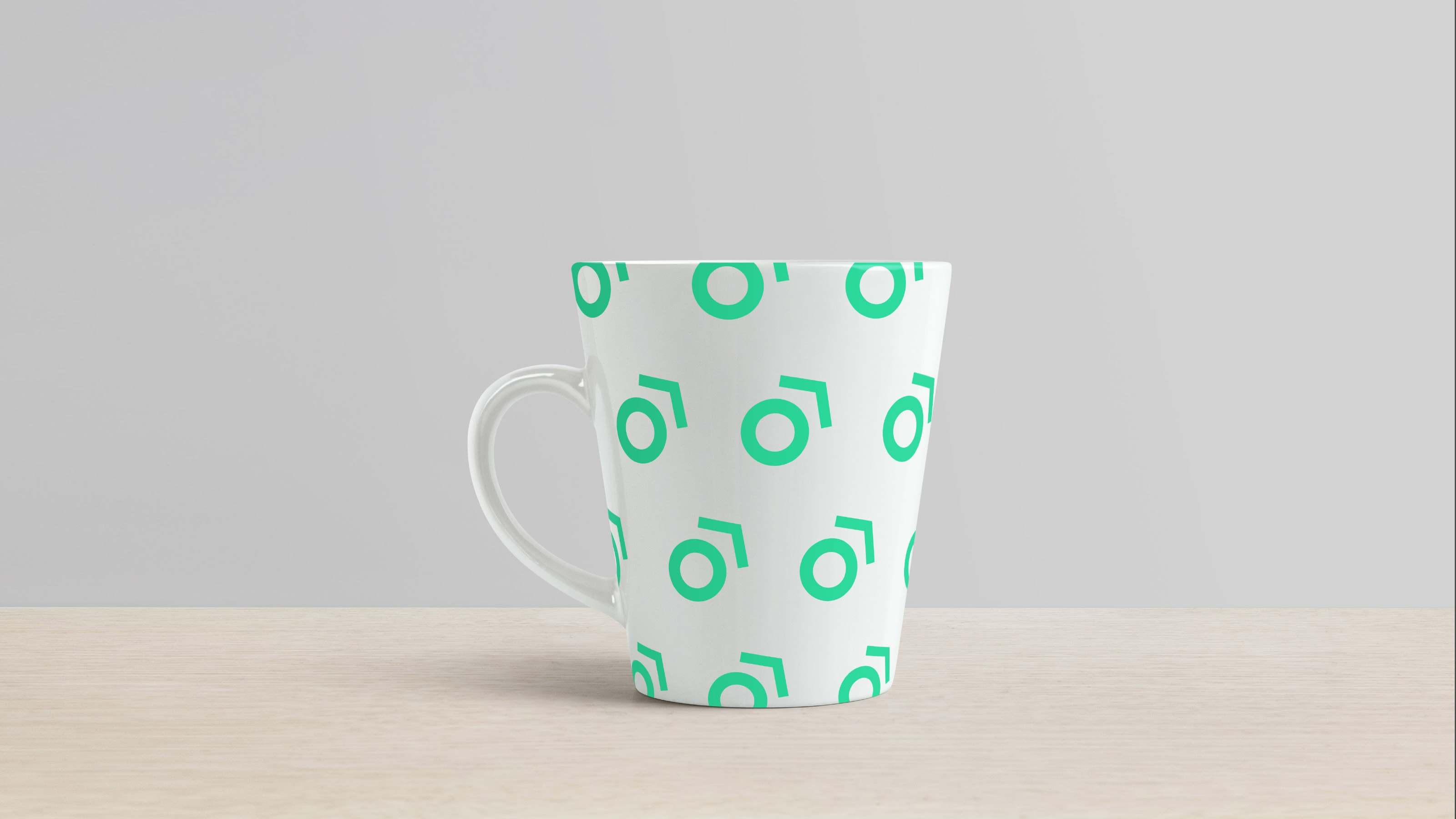 Branded cup Coreco