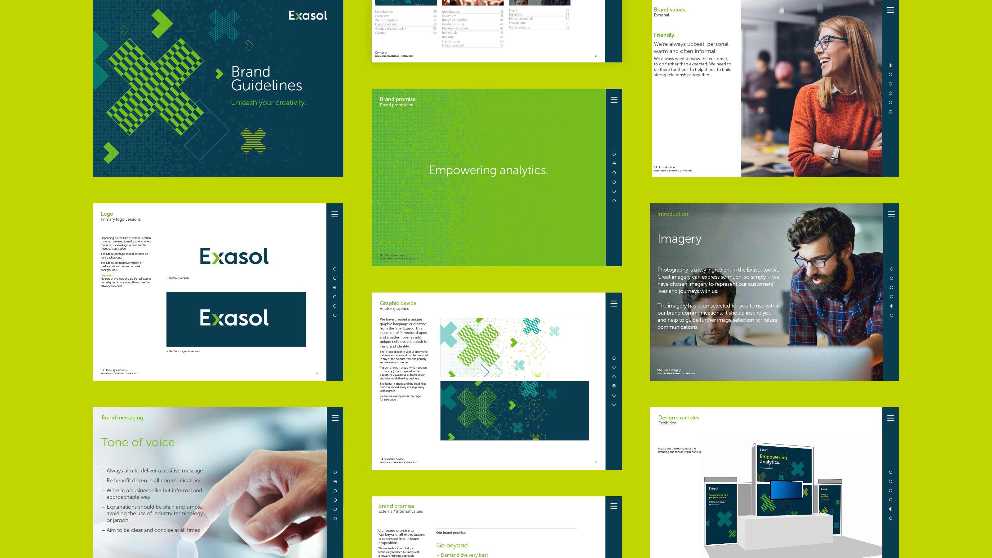 Brand guidelines Exasol