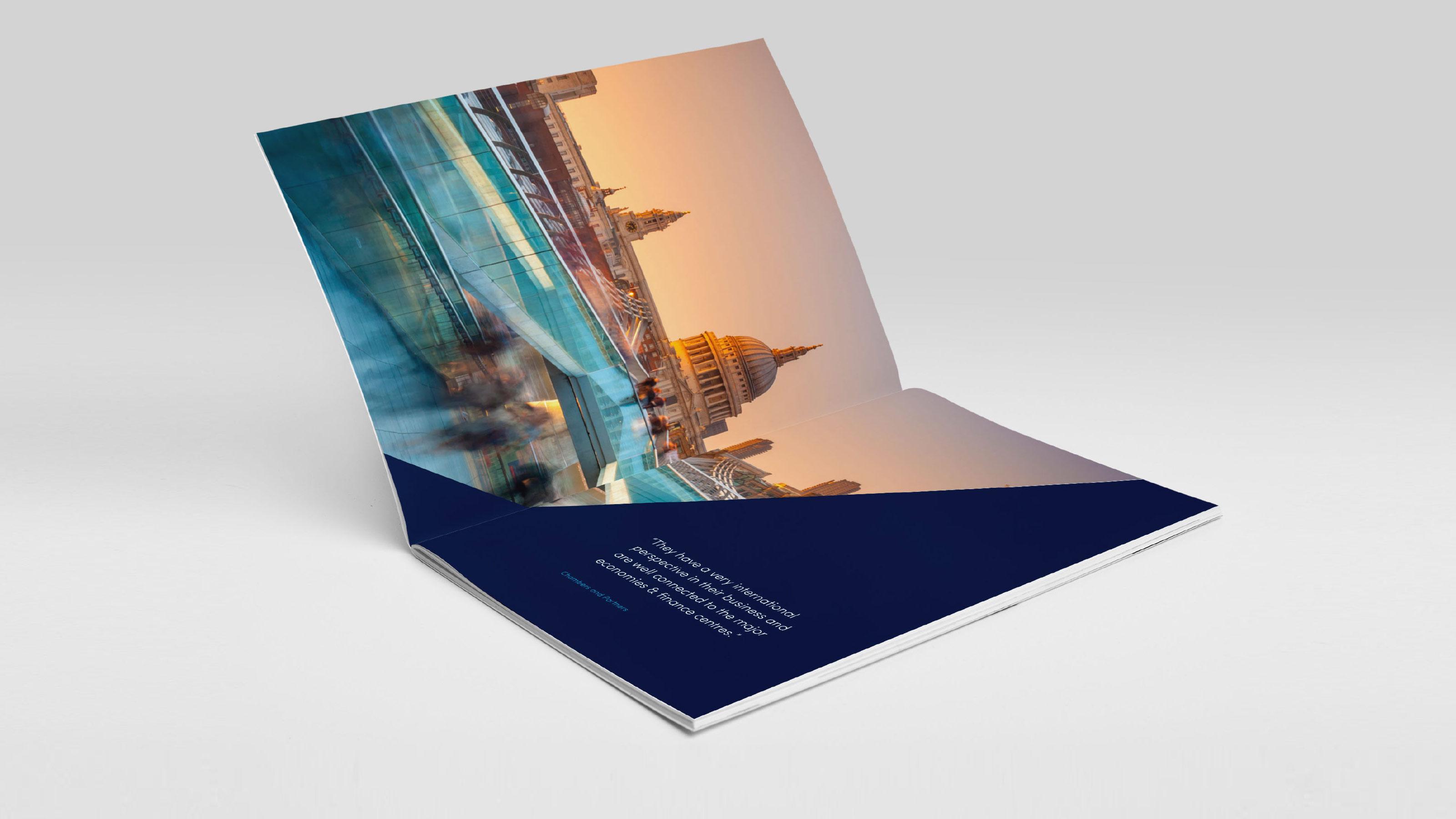 Brand printed materials Carey
