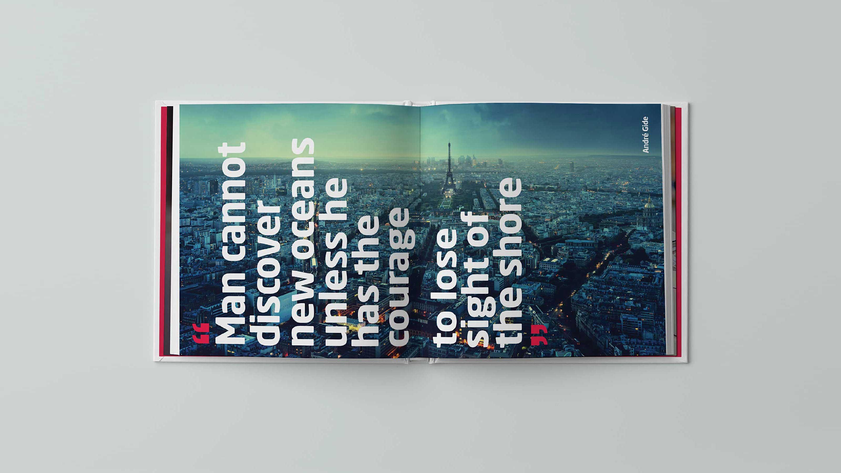 Marketing book broadside Arkadin