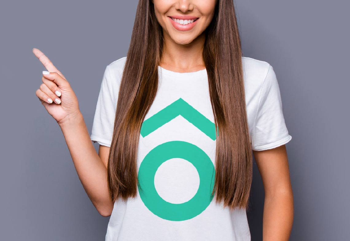 womens t shirt logo coreco