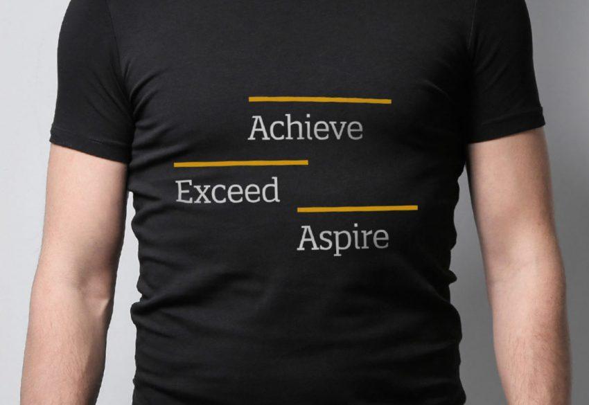 Crestbridge marketing mens t shirt