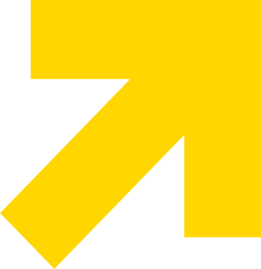 branding digital yellow arrow CDC