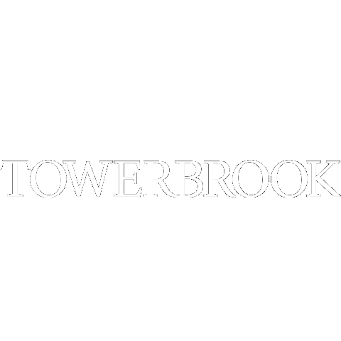 Towerbrook logo in white