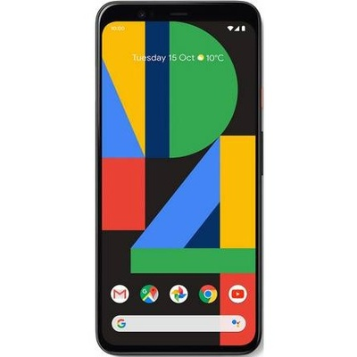 Google Pixel 4 Insurance black phone