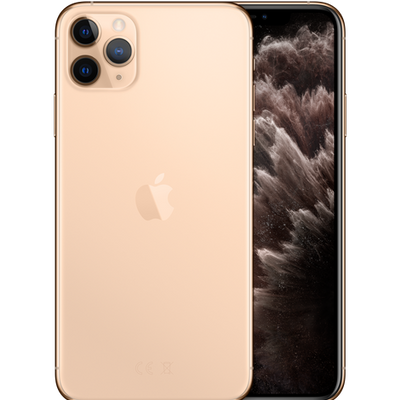 Image of an iPhone 11 Pro Max phone