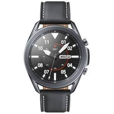 Samsung Galaxy Watch3 insurance image of black watch