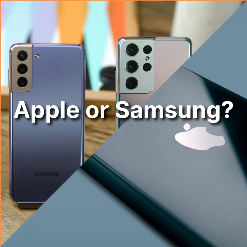 What phone should I buy? iPhone or Samsung