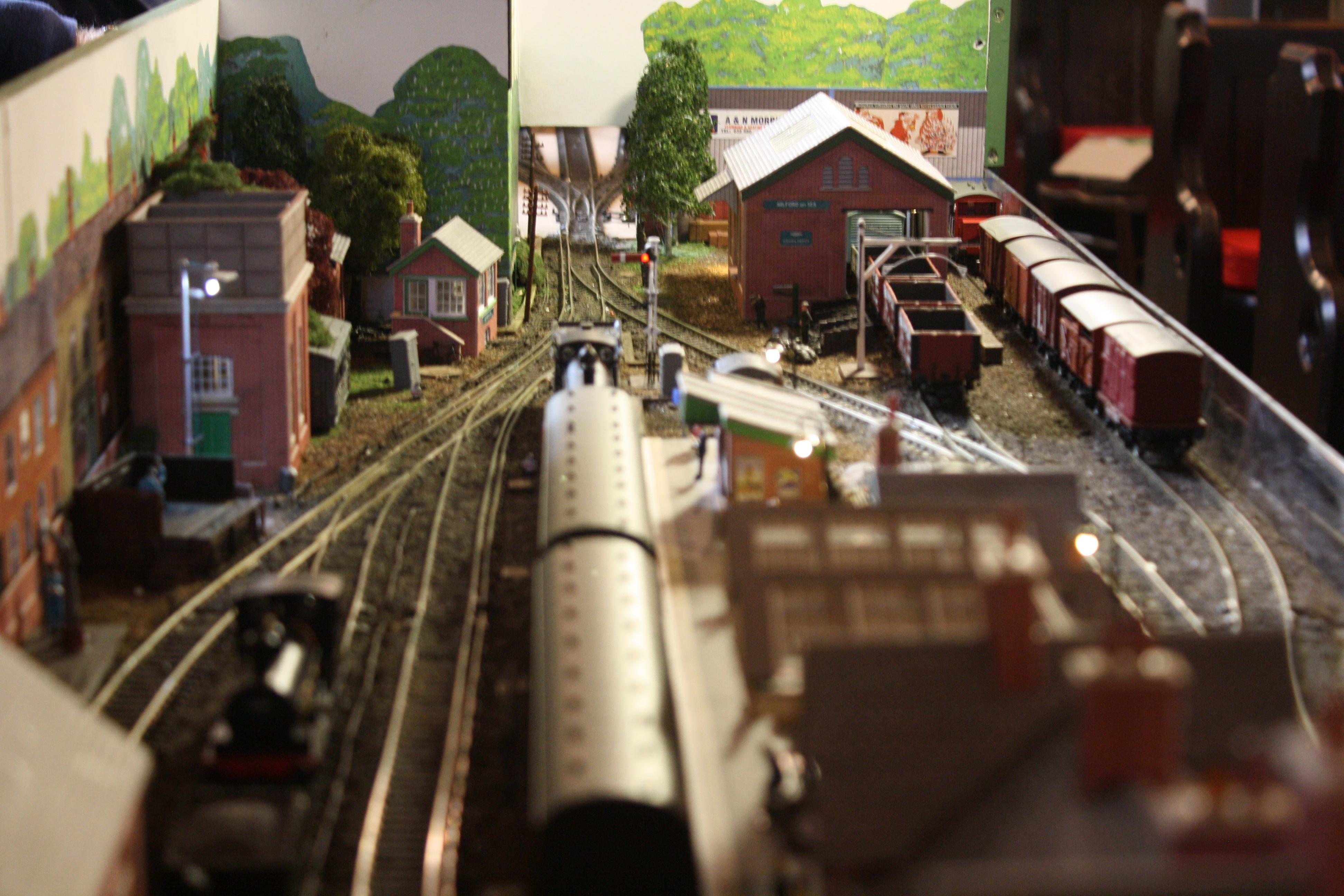 New Forest Model Railway Society