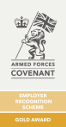 Defence Employer recognition Scheme Gold