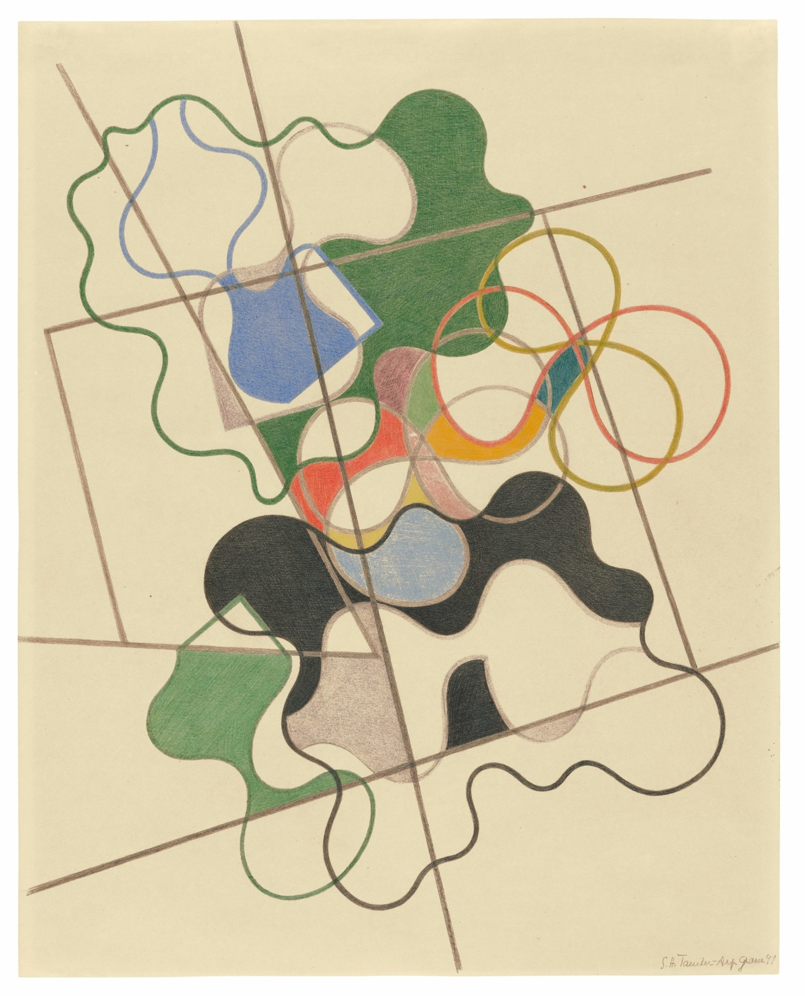 <h2>Tate Modern</h2>'s Work