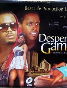 Desperate Game Poster