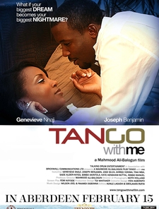 Tango With Me Poster