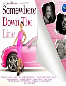 Somewhere Down The Line Poster