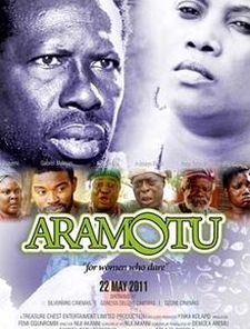 Aramotu Poster