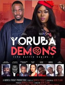 Yoruba Demons Poster