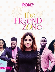 The Friend Zone Poster