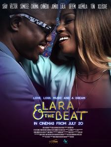 Lara and the Beat Poster