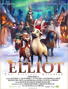 Elliot the Littlest Reindeer Poster