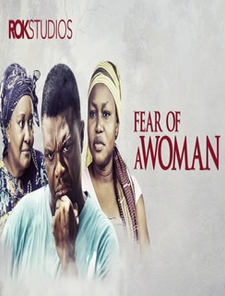 Fear of a Woman Poster