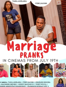 Marriage Pranks Poster
