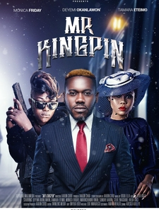 Mr Kingpin Poster