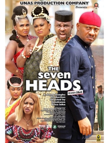 The Seven Heads Poster