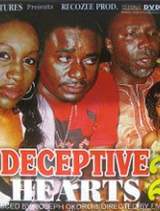 Deceptive Hearts Poster