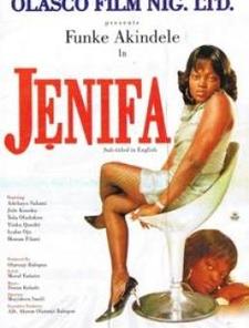 Jenifa Poster