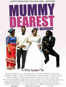 Mummy Dearest 2: The Wedding Poster