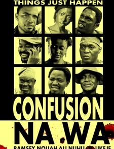 Confusion Na Wa Poster
