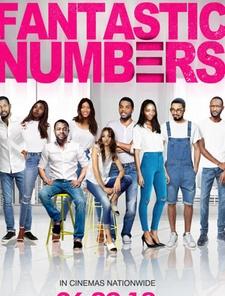 Fantastic Numbers Poster