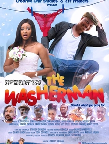 The Washerman Poster