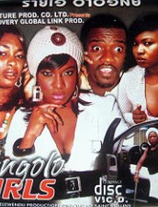 Angolo Girls Poster
