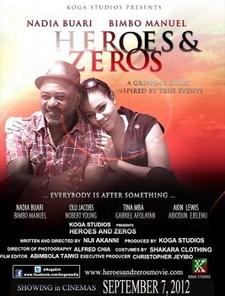 Heroes & Zeros Poster