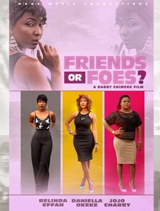 Friends or Foes Poster