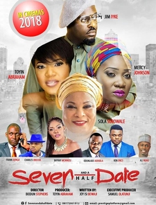Seven and a Half Dates Poster